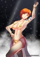 Nami Thief Capture 006 by AndronicusVII