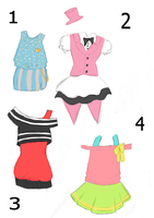 15 Point outfit adopts *CLOSED* by Mishaila