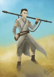 Rey by acromax