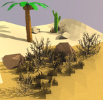 Propsject - Desert by Daragos90
