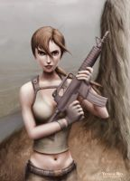 Tomb Raider by YeshuaNel