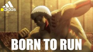 The Armored Titan Was A Track Star In Highschool.. by FeatheredSerpent900