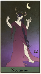 Nocturne by The-Masked-Marauder