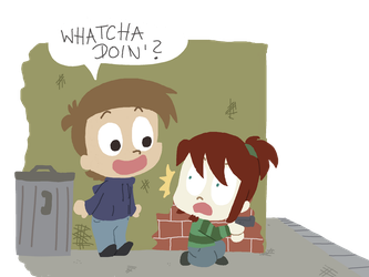 Whatcha doing by LeniProduction