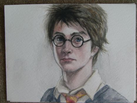 Harry Potter by Renkashi