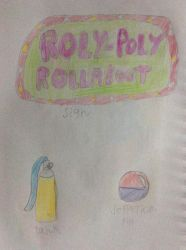 Roly-poly rollabout by tanasweet123