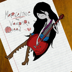 Marceline by xFrEAKk