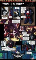 Down to Numbers by Transformers-Mosaic