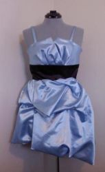 Homecoming Dress by SpasticalSyndrome