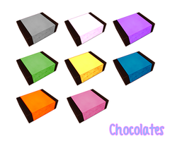 Chocolate Boxes or Presents pt 5 by FDQ