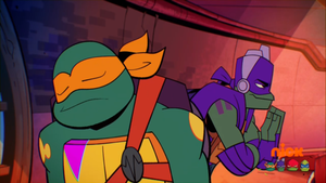 Rise of the TMNT: Down with the Sickness (AM) by delilahmonclova18