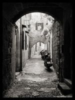The Streets of Rhodes 2 by hquer