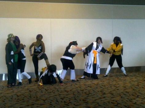 bleach photoshoot 2011 by yokoroyal21