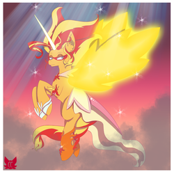 Daydream Shimmer by CCKittyCreative