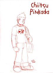 Chii looking good by pinkard