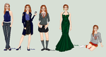 Lily Evans by edgedolls