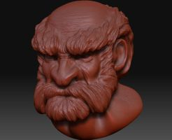 Quick Sculpt - Western Tycoon by MikeJensen