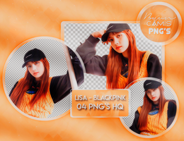 [PNG PACK #83] LISA (BLACKPINK) by fairyixing