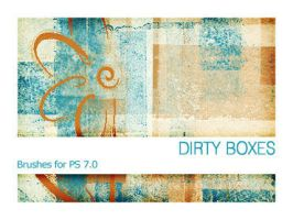 Dirty Boxes PS 7.0 by Pfefferminzchen