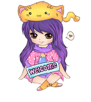 Welcome Chibi~ by PyoPop