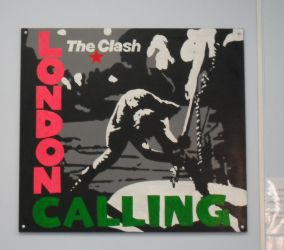 The Clash London Calling by Bowthorpe