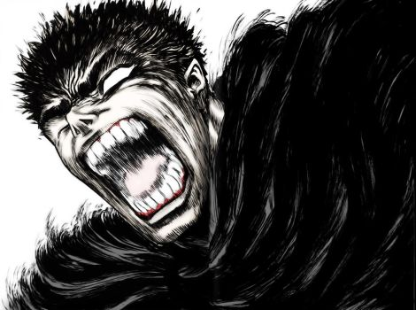 Berserk by Allanravel