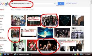 The best band image search by cuppycake5075