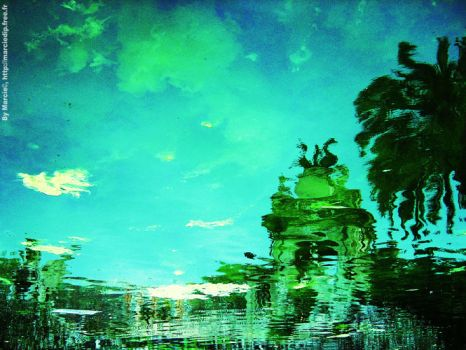Green Palace by Marciedip