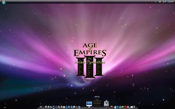Age Of Empires 3 Asian icon by ozl