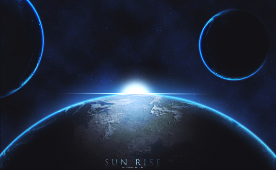 Sun Rise by SolidGx