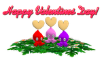 Happy Chao Valentines! by roaxes