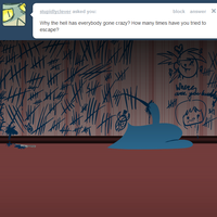 ASK BLOO TUMBLR by MikeSouthmoor