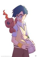 DIGIMON - Kidou Jou by moremindmel0dy