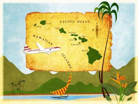 let's go to hawaii by v-collins