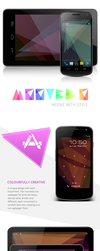 moovebo Live Wallpaper for Android by Slimaq