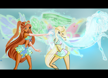 Daughters of the Winds by TheGuardianFaerie