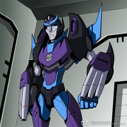 Rodimus (Lost Light #1 Recolour) by KrisSmithDW