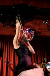 Gabby Young by CoralineRainbow
