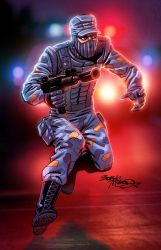 GI Joe Shockwave by McLeod and Lord by RyanLord