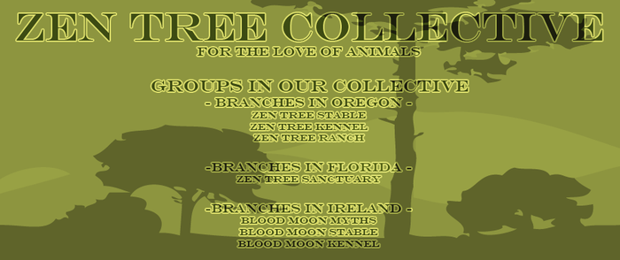 Welcome To Zen Tree Collective by Zen-Tree-Collective