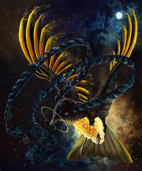 The Space King of Saxony by r-20