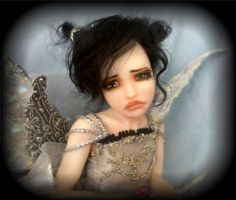 Solice Fairy Art Doll by LindaJaneThomas