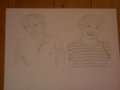 Liam and Louis by loislane26