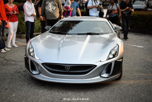 Rimac Concept_One by MCAlcaraz