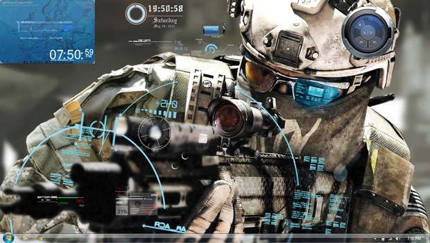 Ghost Recon by phillen13