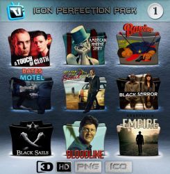 Icon Perfection Pack 1 by caviya