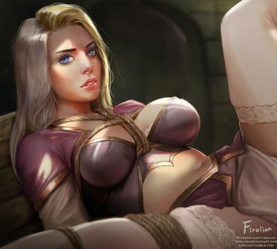 Jaina by Firolian