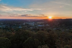 Bowral Sunset by TarJakArt