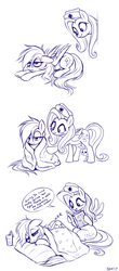 Did I Hear a Sniffle? by SorcerusHorserus