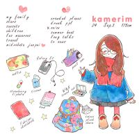 Meet the artist by KameRim